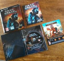 BOX & game ONLY Dead Space 2 - Collector's Edition (PS3) - UK PAL - Rare