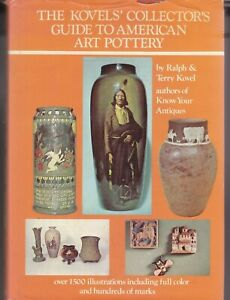 The Kovels' Collector's Guide to American Art Pottery by Ralph & Terry Kovel <>.