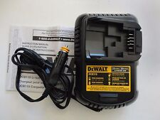 DEWALT DCB119 12V MAX - 20V Lithium Ion Vehicle Charger New DCB119B