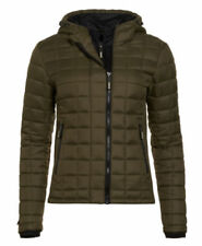 Superdry Quilted Coats & Jackets Hood for Women