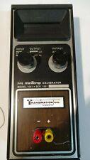 Transmation Inc.Model 1062 Pps Minitemp Calibrator L@K!