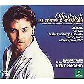 Offenbach - Les Contes d'Hoffmann - NAGANO / ALAGNA / VAN DAM  EX+ 3 CD BOX SET