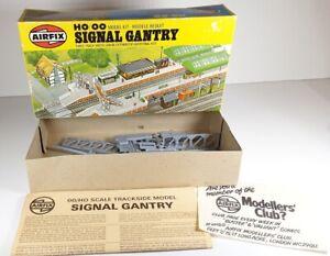 Airfix Series 3 HO/OO Gauge Signal Gantry Model Kit Unused Original Box 03601-6