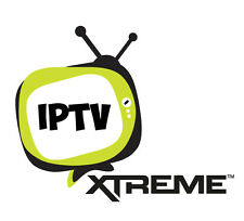 IPTV Listo Extreme 1 month subscription over 700 ch. includes latin american