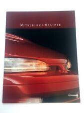 1992 Mitsubishi Eclipse 14-page Original Del Coche Catálogo Catalog - GSX Turbo