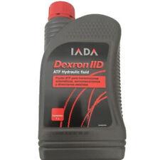 IADA ATF II 1LT DEXRON IID FLUIDO TRANSMISIONES AUTOMATICAS Y DIRECCIONES ASISTI
