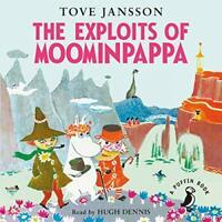 The Exploits of Moominpappa (Moomins Fiction) New Audio CD Book