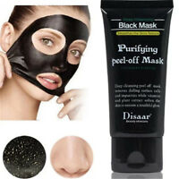 Black Deep Cleansing Purifying Blackhead Pore Removal Peel-off Facial Mask
