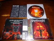 Onslaught / Killing Peace JAPAN+1 XQAN-1032 *J