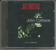 JOHN COLTRANE - Jazz Masters CD 1997 e.f.s.a. collection NEU & OVP/NEW/s´Sealed