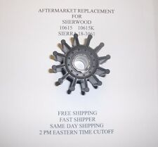 NEW 10615  AFTERMARKET  Water Pump Impeller SHERWOOD FOR E-35