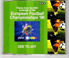 (HJ97) European Football Championships '96, Ode To Joy - 1996 CD