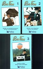 (3 VHS) Pan-Tau-Geschichten - Otto Šimánek, Vladimír Menšík, Gustav Bubník