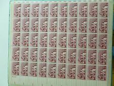 United States Scott 1093, the School Teacher Sheet of 50 stamps Mint
