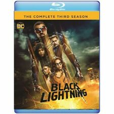 Black Lightning: The Complete Third Season [New Blu-ray]