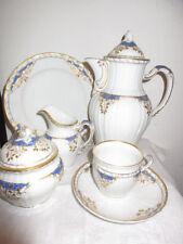 Servizi completi da cucina blu in porcellana