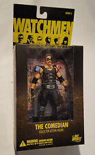 DC DIRECT SERIES 2 WATCHMEN THE COMEDIAN COLLECTOR ACTION FIGURE NEW IN BOX