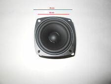 "Precision Acoustics Original 3""  woofer speaker driver  - 4 mounting from HD52SB"