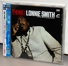 BLUE NOTE CD TOCJ-6687: LONNIE SMITH - Think! - OOP JAPAN 2006 OBI NEW