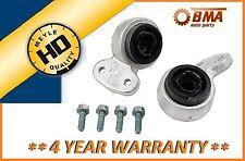 NEW MEYLE HD CONTROL ARM BUSHINGS SET 2 BMW E46 3 SERIES L+R 31126757623MY