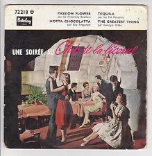 CLUB LA LICORNE 45T EP FRATERNITY BROTHERS Ella FITZGERALD -HIT PARADERS G GIBBS