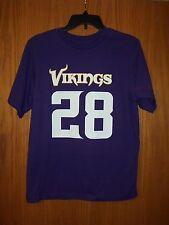 "Boys ""ADRIAN PETERSON"" NFL Team Apparel t-shirt #28 size XL 16/18 - NEW"