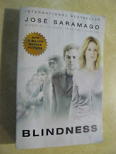 Blindness by José Saramago 2008 PB Movie Tie-In/ Everyone is blind- REDUCED! $2