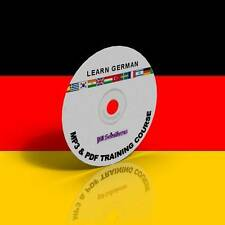 Learn To Speak German Language fluently Course DVD, MP3 & PDF,Germany language