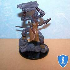 Stone Giant Champion - Rise of Runelords #40 Pathfinder Battles D&D Miniature