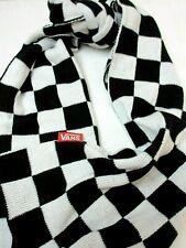 Vans Shoes Checkered Black White unisex blanket Winter Scarf Ships Free NWT NR