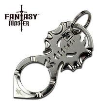 Fantasy Master Dragon Design Kubotan with Key Ring