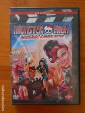 DVD MONSTER HIGH - ¡MONSTRUOS! ¡CAMARA! ¡ACCION! - EDICION DE ALQUILER (R9)