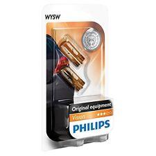 Philips Standlicht T10 Glassockellampe Vision WY5W