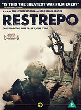 RESTREPO - DVD - REGION 2 UK