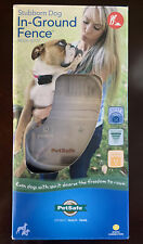 New listing PetSafe - Stubborn Dog In-Ground Fence - Pig00-10777 - Complete