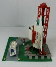 VINTAGE 1990 LEGO NASA SPACE SHUTTLE TOWN SYSTEM PARTIAL INCOMPLETE 1682