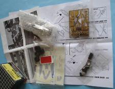 LAROUSSE FORD - GP Espagne' 94 - rare 1/43 white-metal BBR KIT Met 17