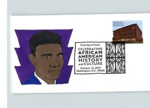NEW! Hand Painted Celebrate AFRICAN AMERICAN HISTORY & CULTURE Museum, Wash. DC