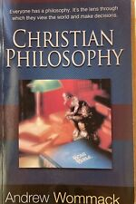 Christian Philosophy - Paperback By Andrew Wommack - VERY GOOD