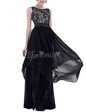 Plus Size Women Maxi Dress Wedding Evening Party Cocktail Bridesmaid Gown Dress