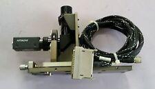Hitachi Kokusai / KP-F3 Set / CCD Camera, 12V/120mA + Stand + Cable Set