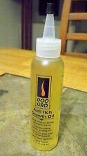 1 case (12 bottles) Doo Gro Anti Itch Growth Oil 4.5 oz ea.