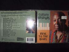CD CURLEY BRIDGES / KEYS TO THE BLUES /
