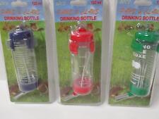 Rabbit Guinea Pig Ferret rat 125ml drinker drinking bottle waterer water SLD125