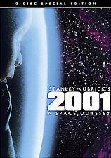2001 - A Space Odyssey (DVD, 2008)