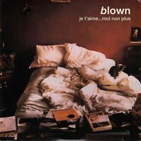 Blown CD Single Je T'Aime… Moi Non Plus - France (EX+/M)