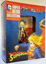 DC Super Hero Collection Supergirl 1/21 Figurine Eaglemoss