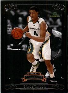 2008-09 Press Pass Legends Basketball #23 Bryce Taylor Oregon Ducks