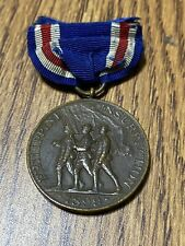 Philippine Insurrection Medal of 1899 Wrapped Brooch Numbered 1350