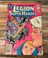Vintage 1982 The Legion of Super-Heroes Comic Book #292 DC Comics